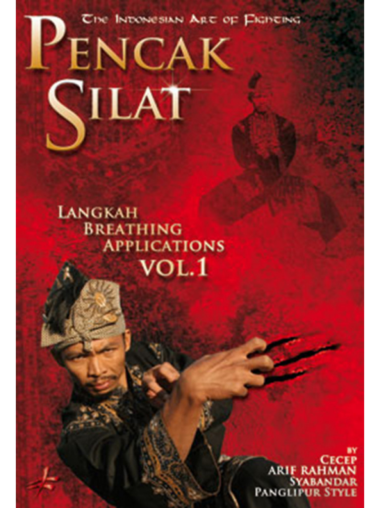 DVD.214 - PENCAK SILAT LANKAS - BREATHE - FIGHT TECHNIQUES VOL.1