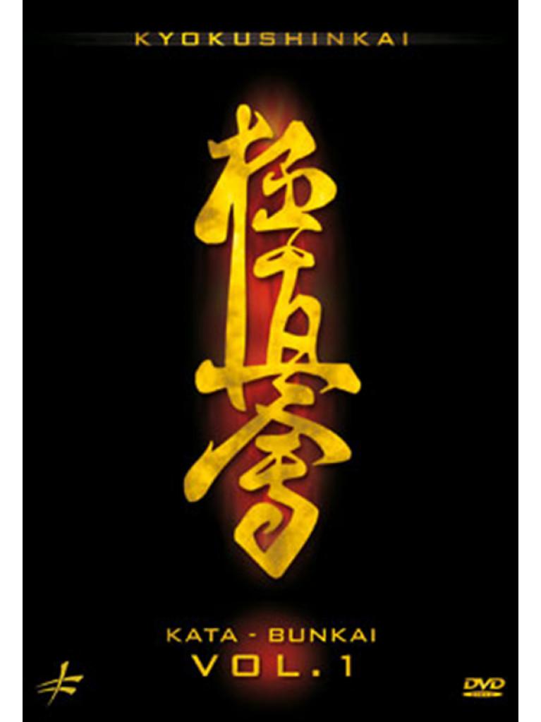 DVD.218 - KYOKUSHINKAI KATA - BUNKAI Vol. 1