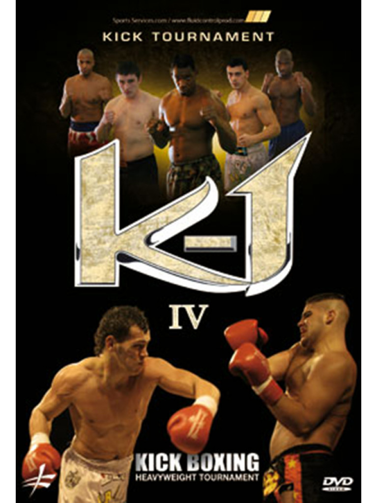 DVD.219 - KICK TOURNAMENT 2007
