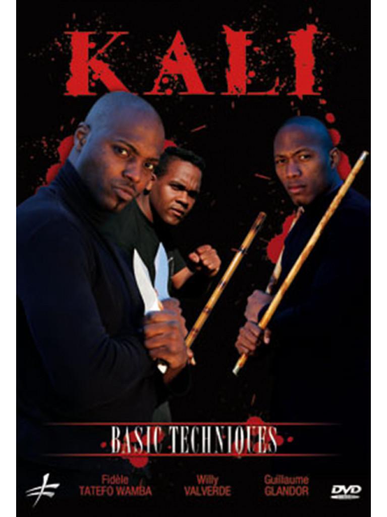 DVD.224 - KALI BASIC TECHNIQUES