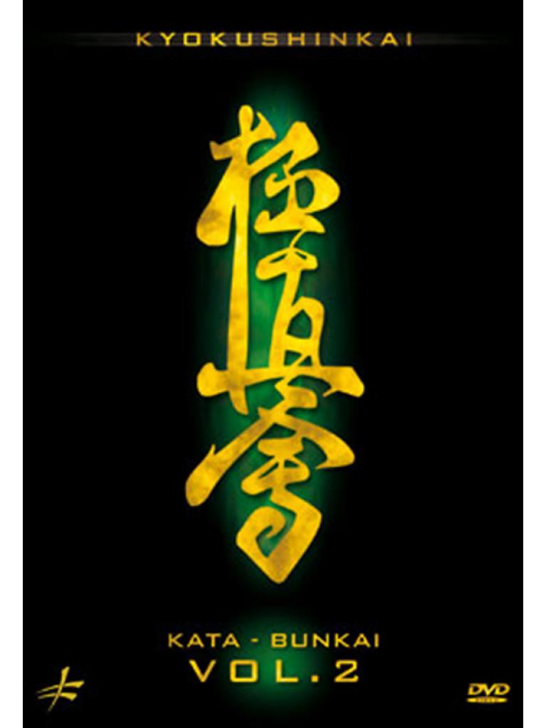 DVD.229 - KYOKUSHINKAI KATA - BUNKAI Vol. 2
