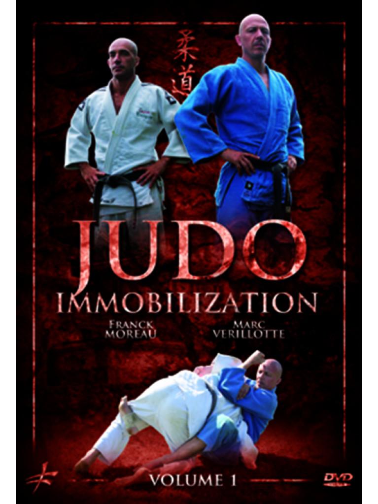 DVD.232 - JUDO: IMMOBILIZATION VOL.1