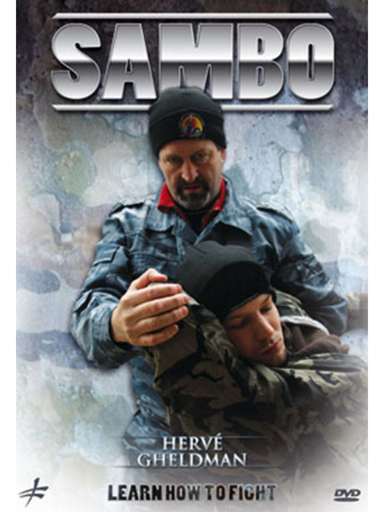 DVD.242 - SAMBO LEARNING HOW TO FIGHT