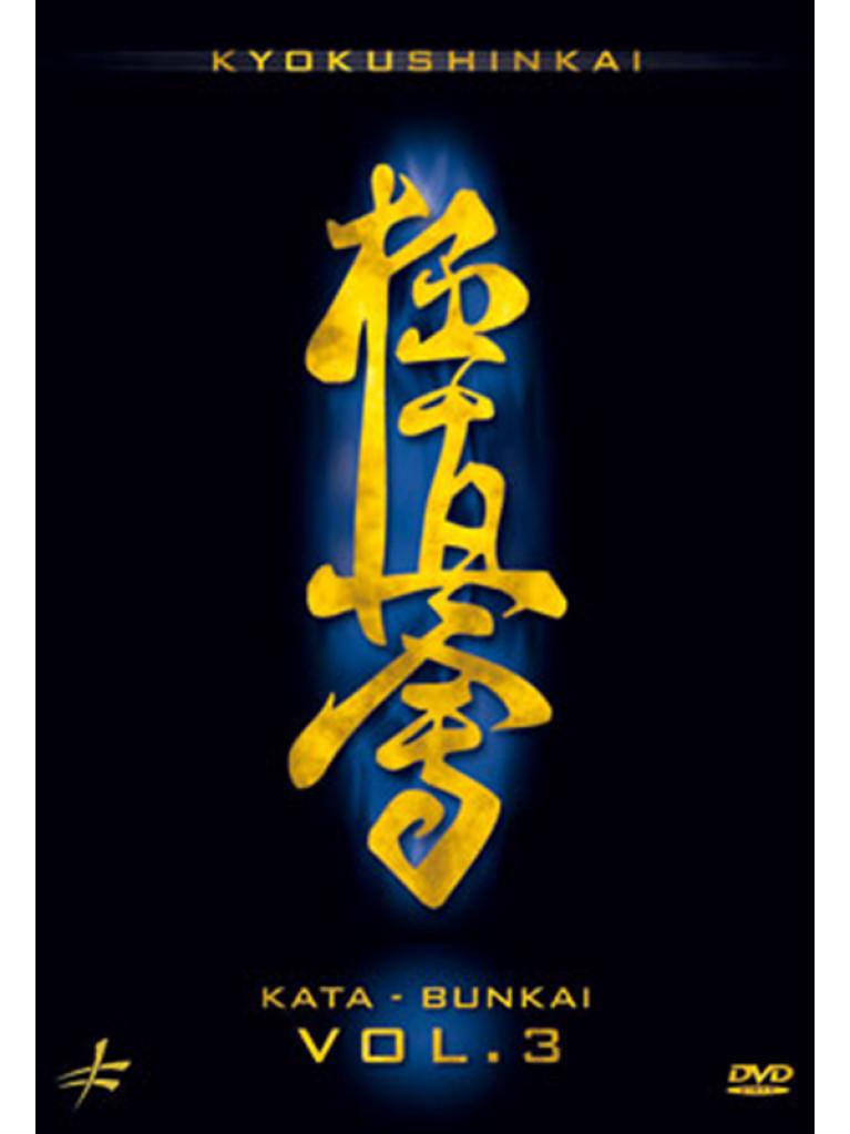 DVD.243 - KYOKUSHINKAI KATA - BUNKAI Vol. 3