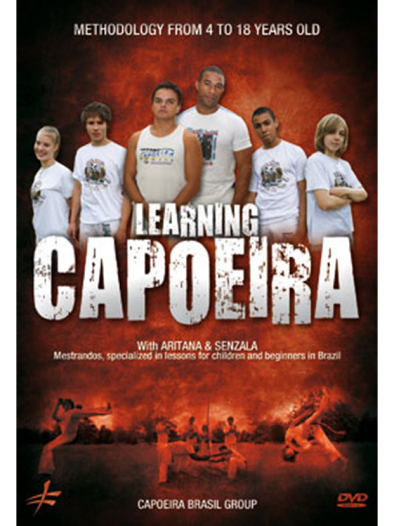 DVD.245 - LEARNING CAPOEIRA