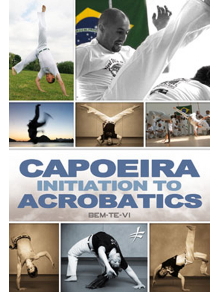 DVD.255 - CAPOEIRA INITIATION TO ACROBATICS