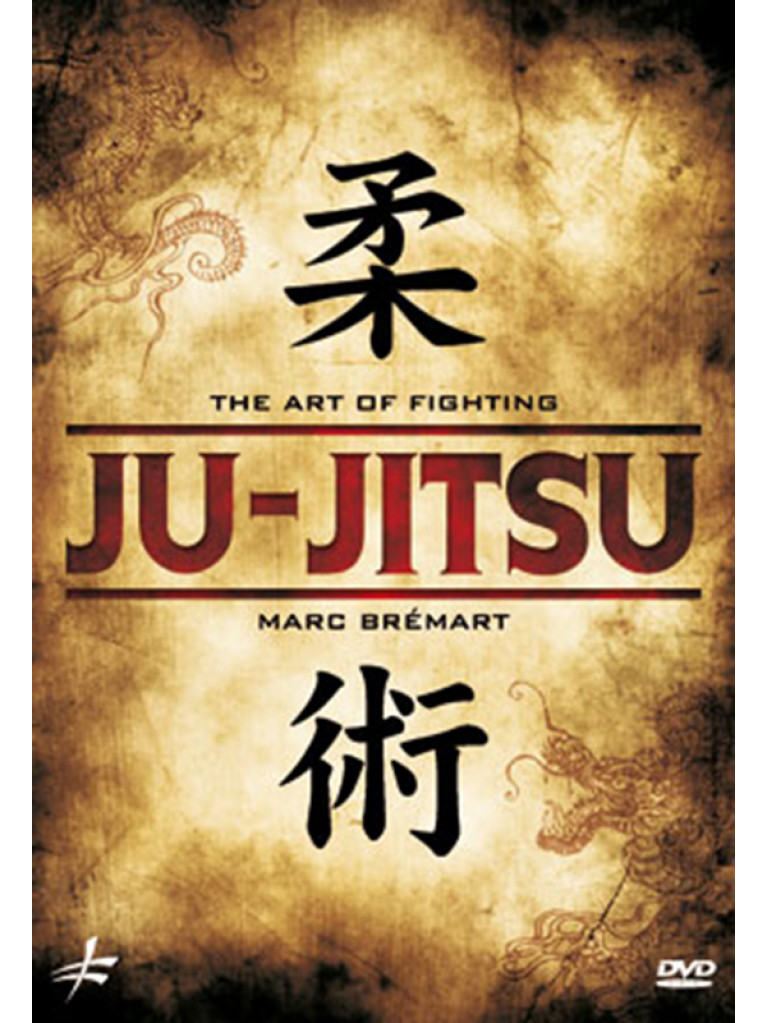 DVD.258 - JU-JITSU THE ART OF COMPAT