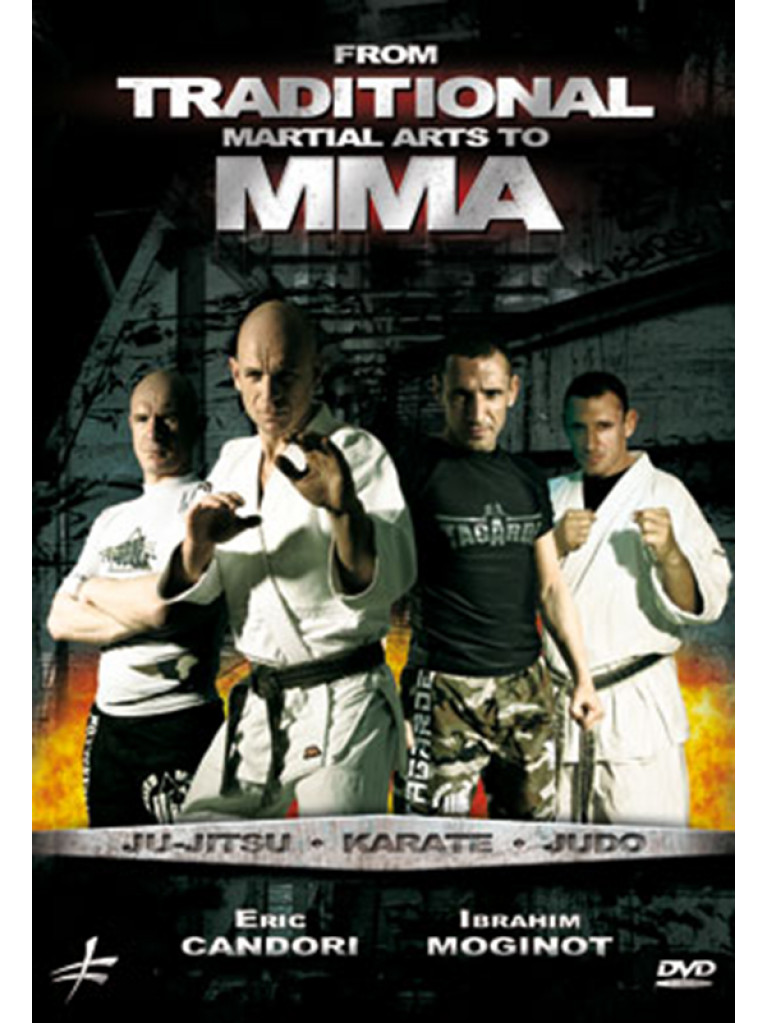 DVD.263 - FROM TRADITIONAL MARTIAL ARTS TO MMA