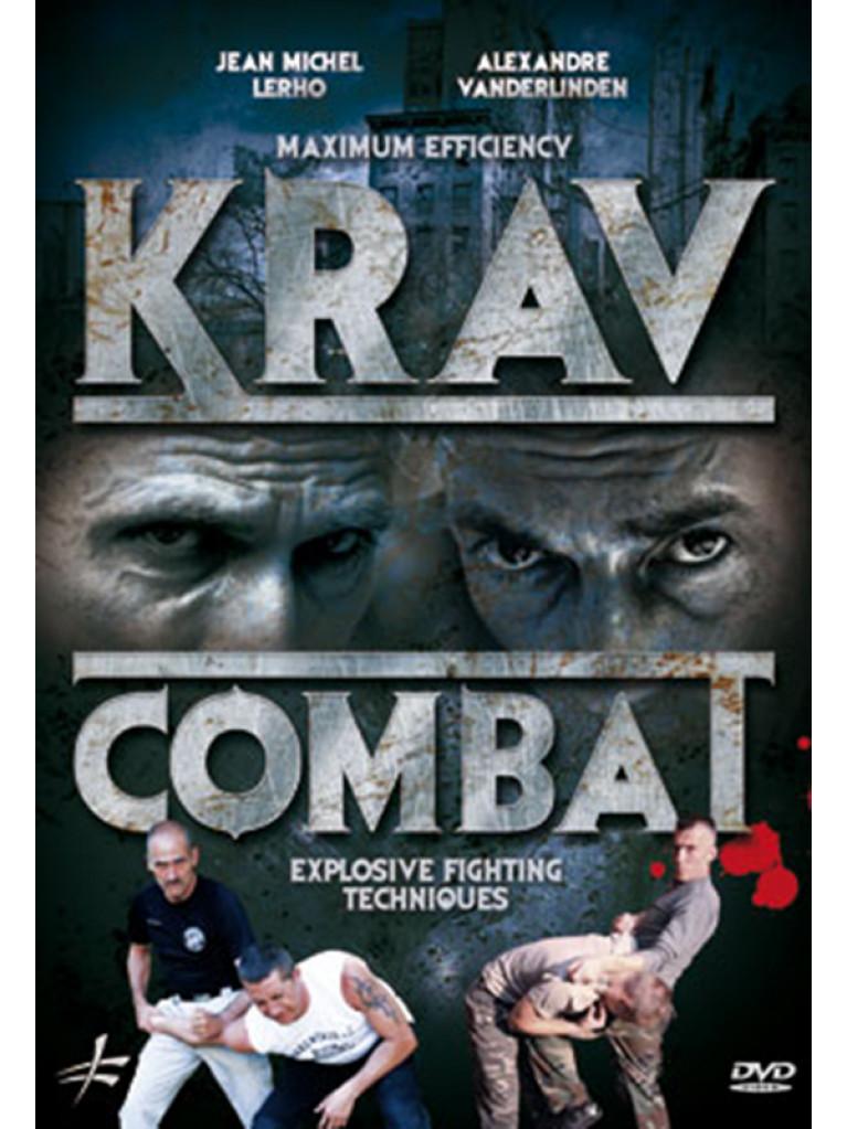 DVD.264 - KRAV MAGA - COMBAT