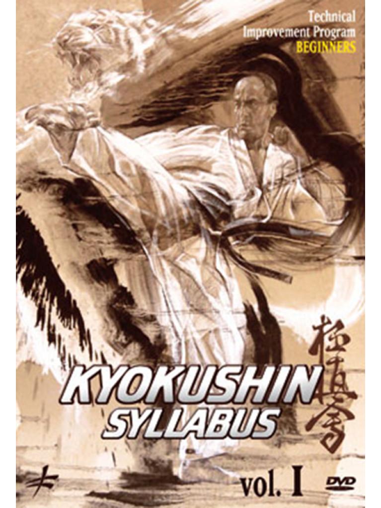 DVD.265 - KYOKUSHIN SYLLABUS VOL.1