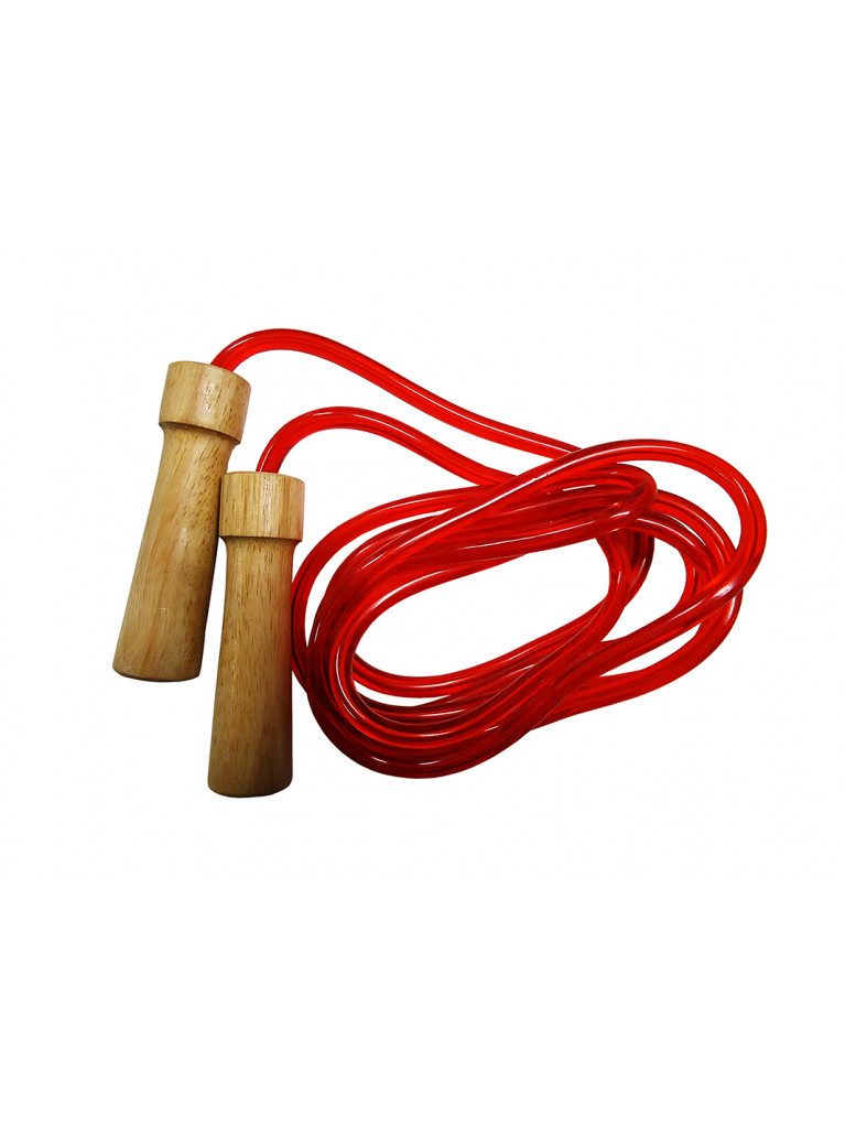 Jumping Rope Raja TUBE for Speed Wooden Handles