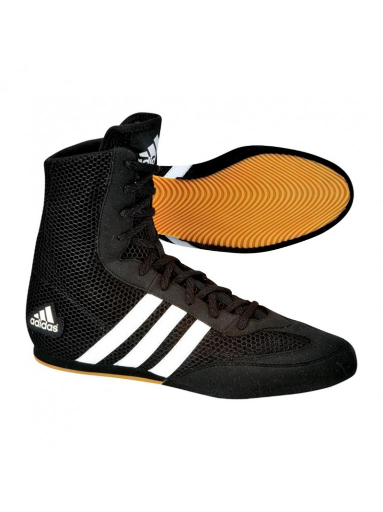 Boxing Shoes Adidas HOG Black
