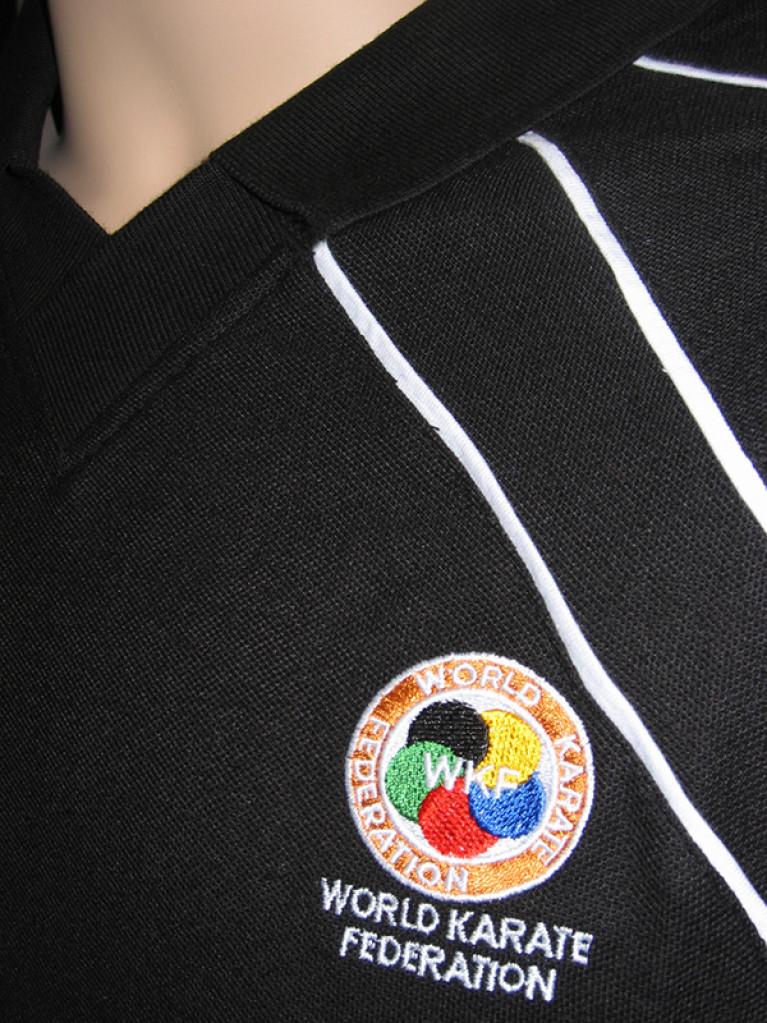 T-shirt Adidas - WKF Polo