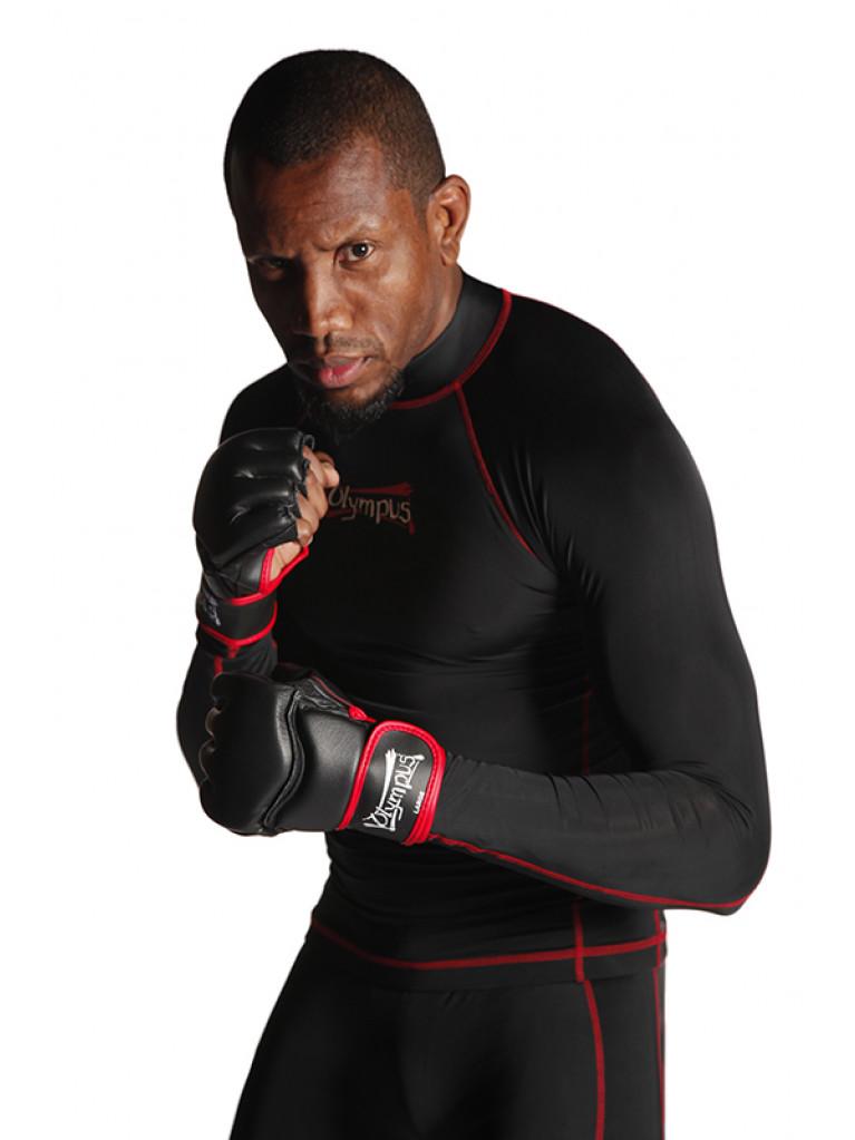 MMA Long Sleeve Rash Guard