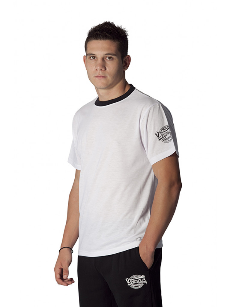 T-shirt Olympus Champions 100% Cotton