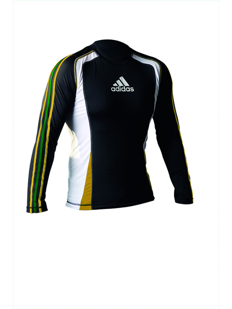 T-shirt Adidas Clima Cool - Jiu Jitsu Long Sleeves