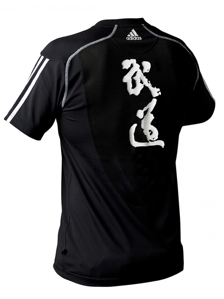 T-shirt adidas COMPETITION Black