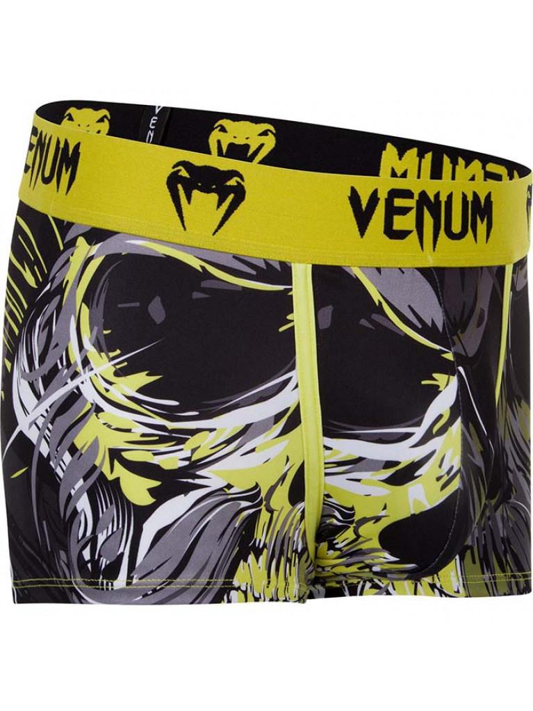 ΜΠΟΞΕΡΑΚΙ VENUM VIKING BOXER - BLACK YELLOW ... 1d7a1d50a41
