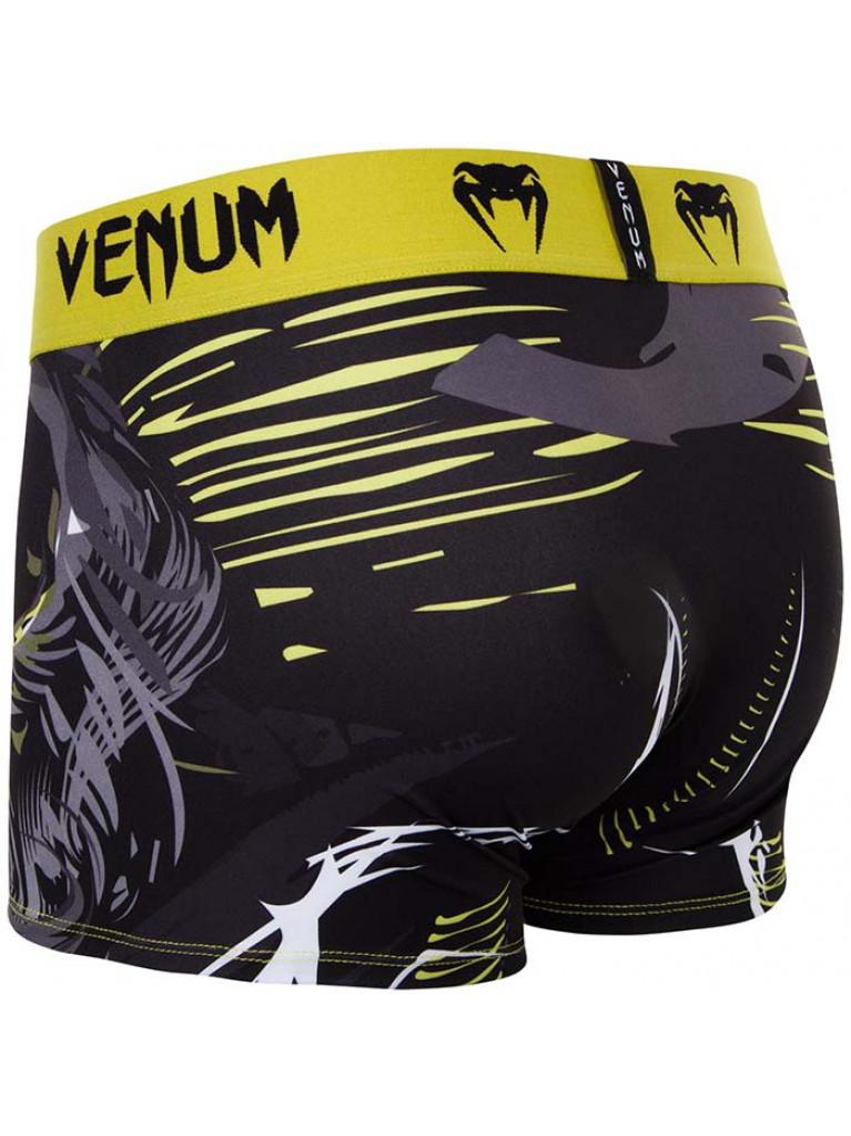 ... ΜΠΟΞΕΡΑΚΙ VENUM VIKING BOXER - BLACK YELLOW ... 4ba31b28b92