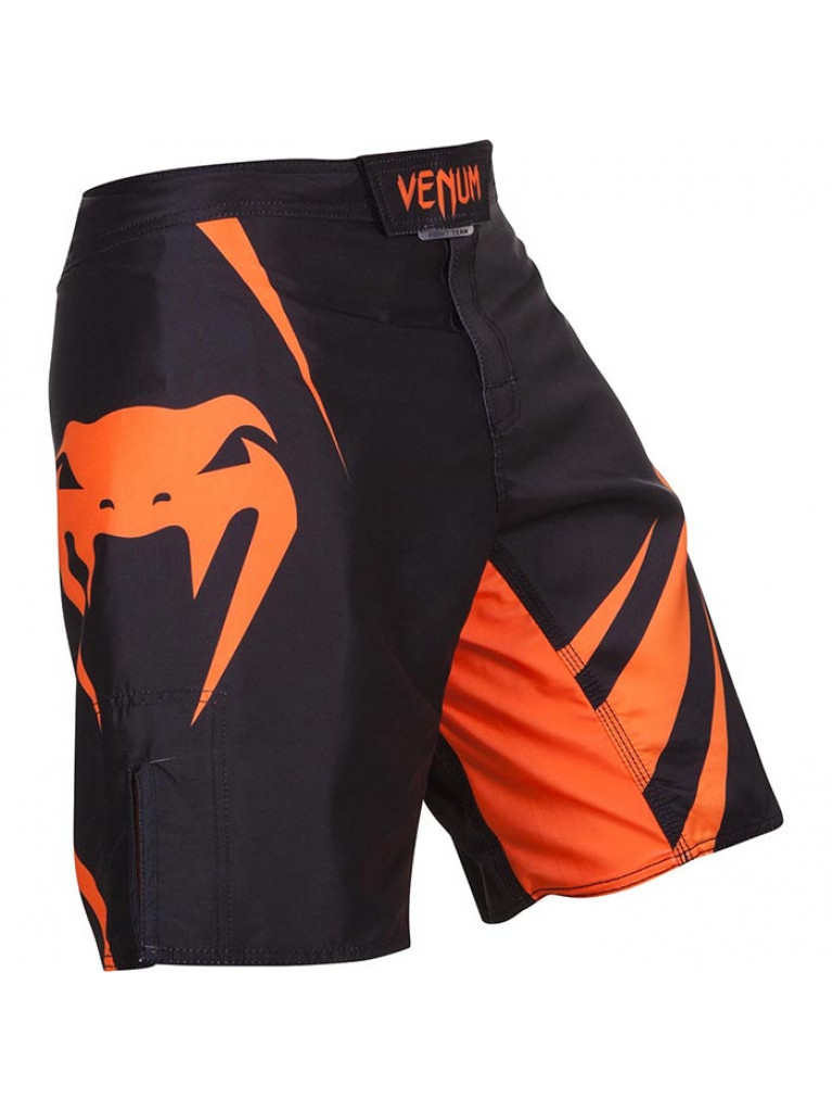 ΣΟΡΤΣΑΚΙ VENUM CHALLENGER FIGHTSHORTS - BLACK/ORANGE
