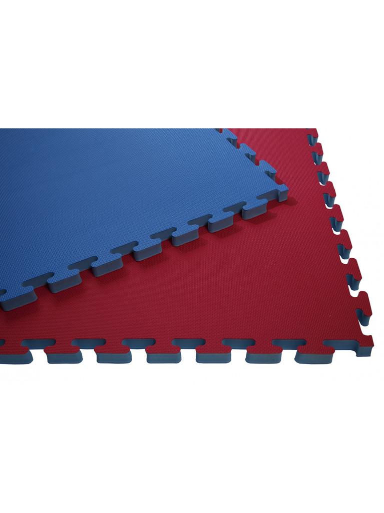 Sports Floor Mat Tatami EVA Foam Reversible100x100x3cm