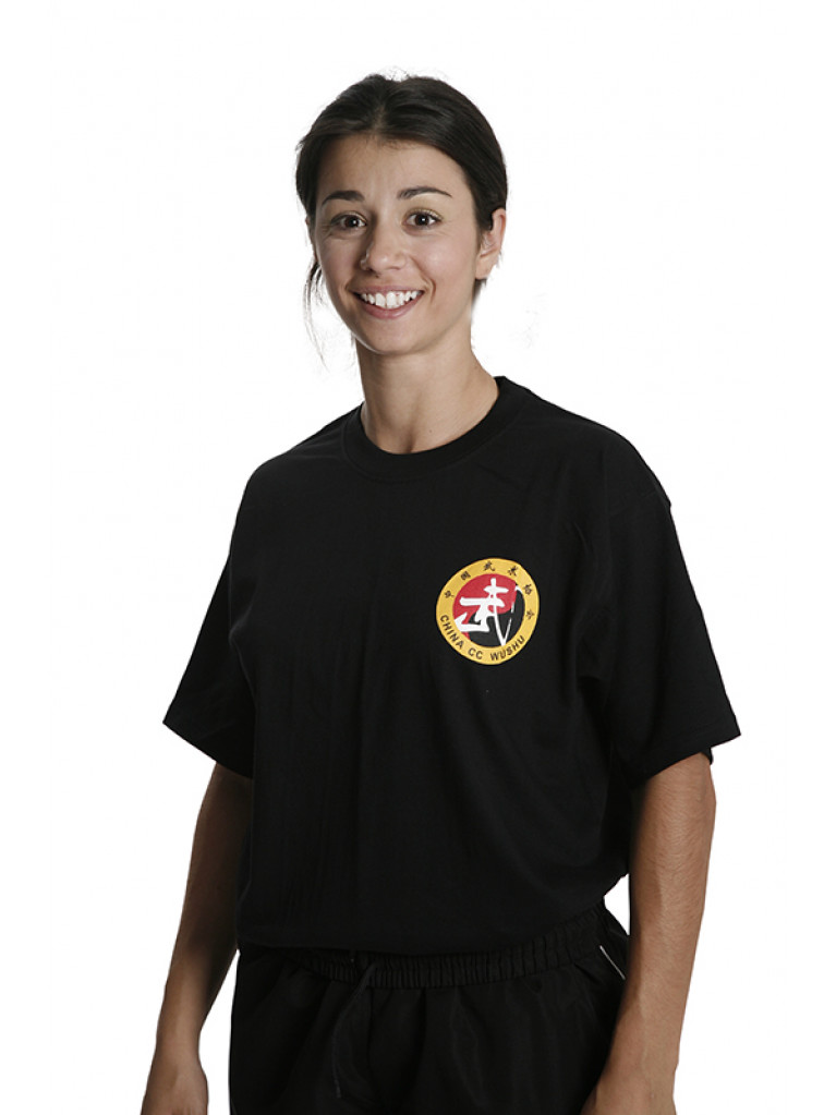 T-shirt Olympus Cotton - China WU-SHU