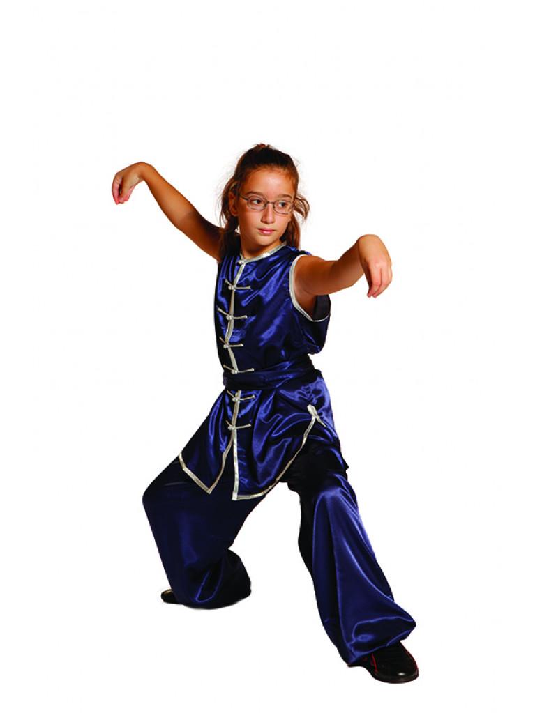 Wu-Shu Uniform Nan Quan Style Without Sleeves