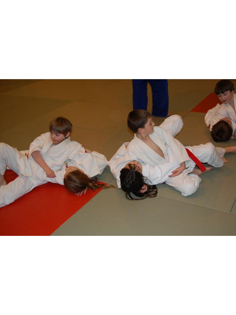 Judo Mat AGGLOREX Standard Vinyl 200x100x4cm