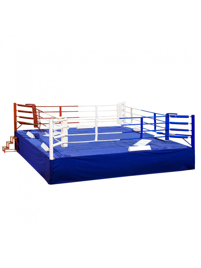 Boxing Ring Complete World AIBA Professional 6,5 x 6,5m