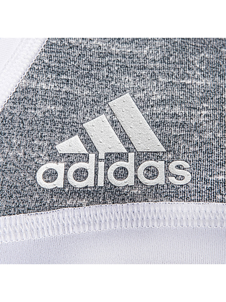 Sleeveless Tee Adidas TECHFIT BASE White/Grey – D81410