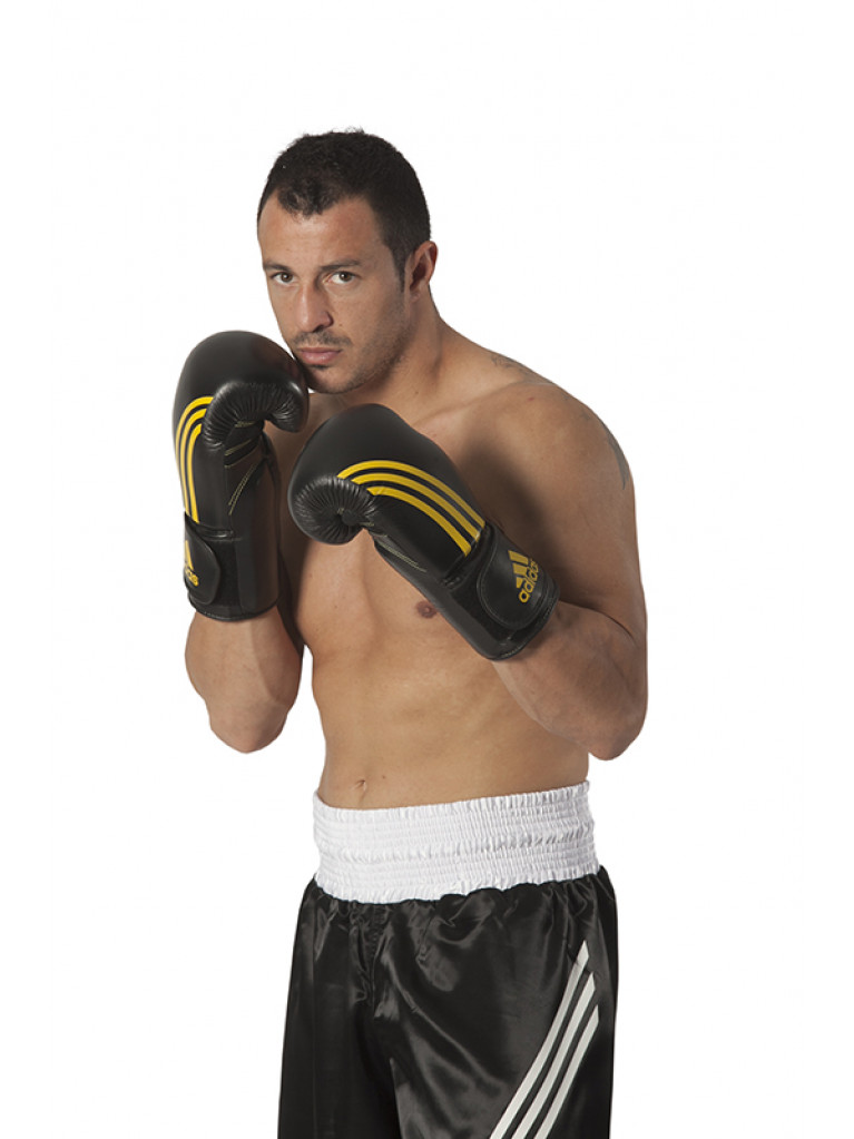 Boxing Gloves Adidas - Tactic Pro Kick Black