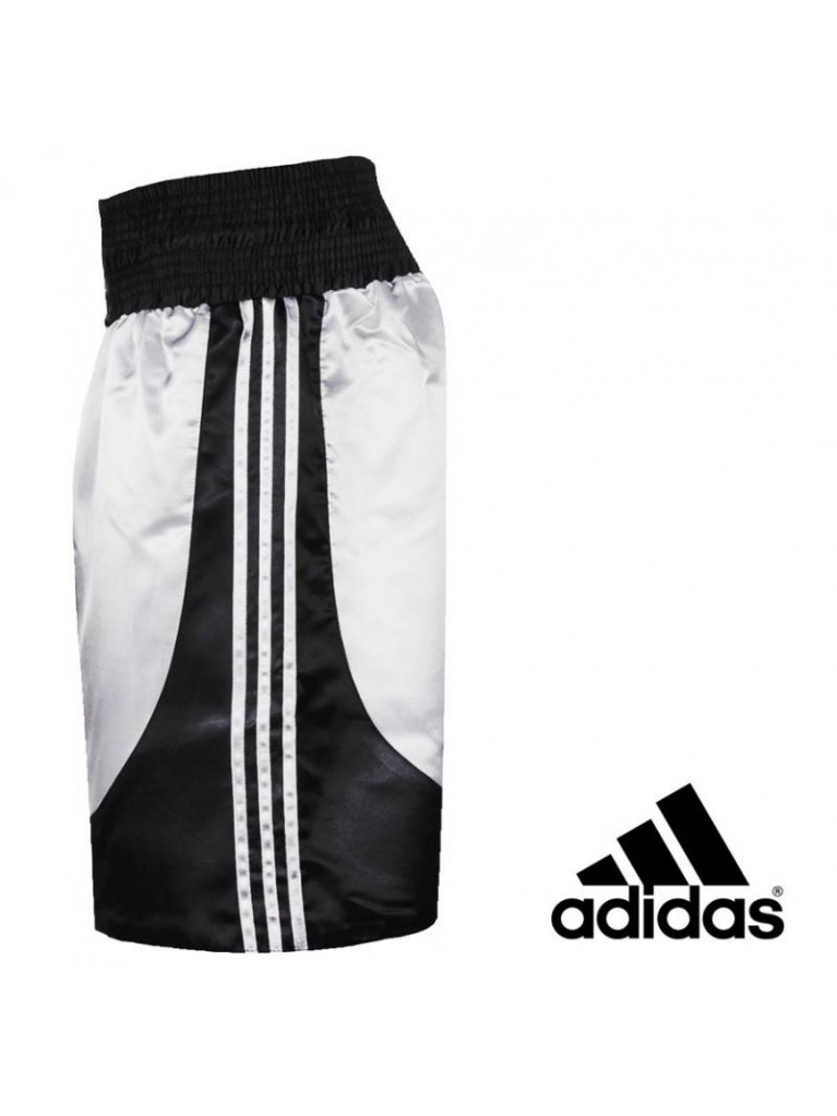 Boxing Trunk Adidas MULTI Silver/Black - ADISMB03