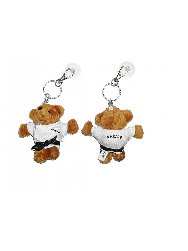 Key-ring - KARATE Bear