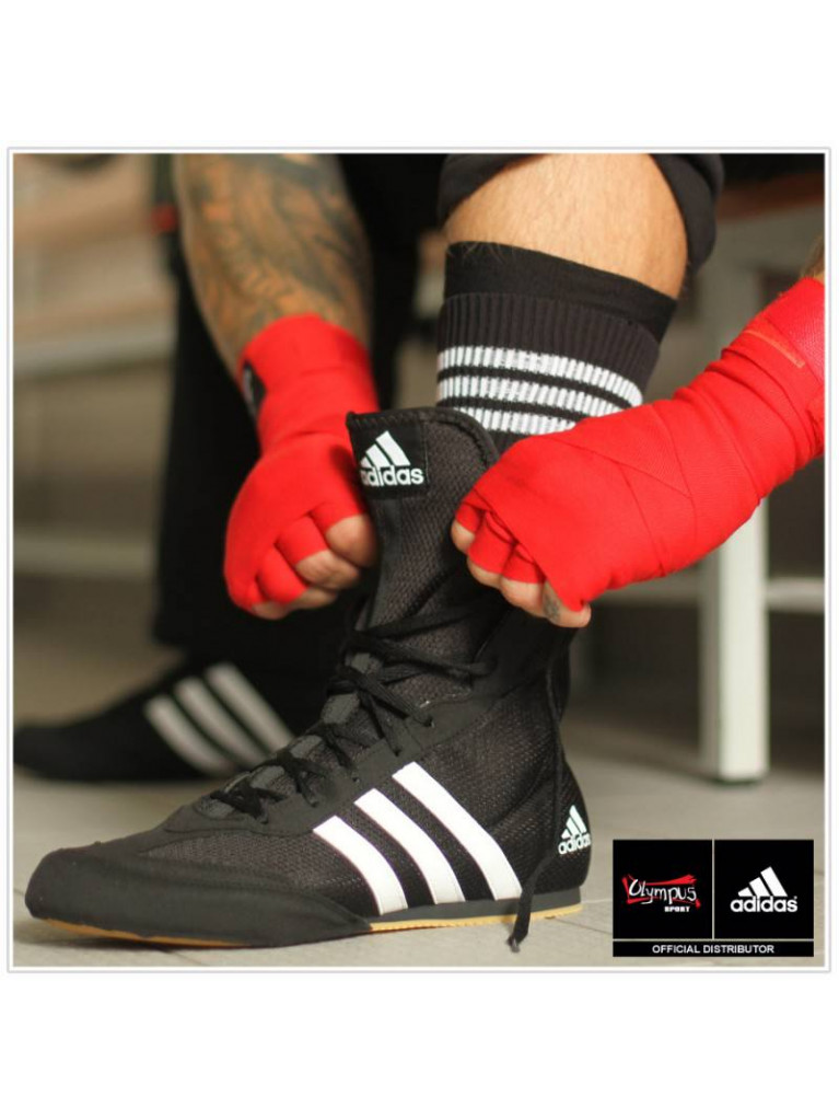 Boxing shoes Adidas BOX HOG 2 - G97067