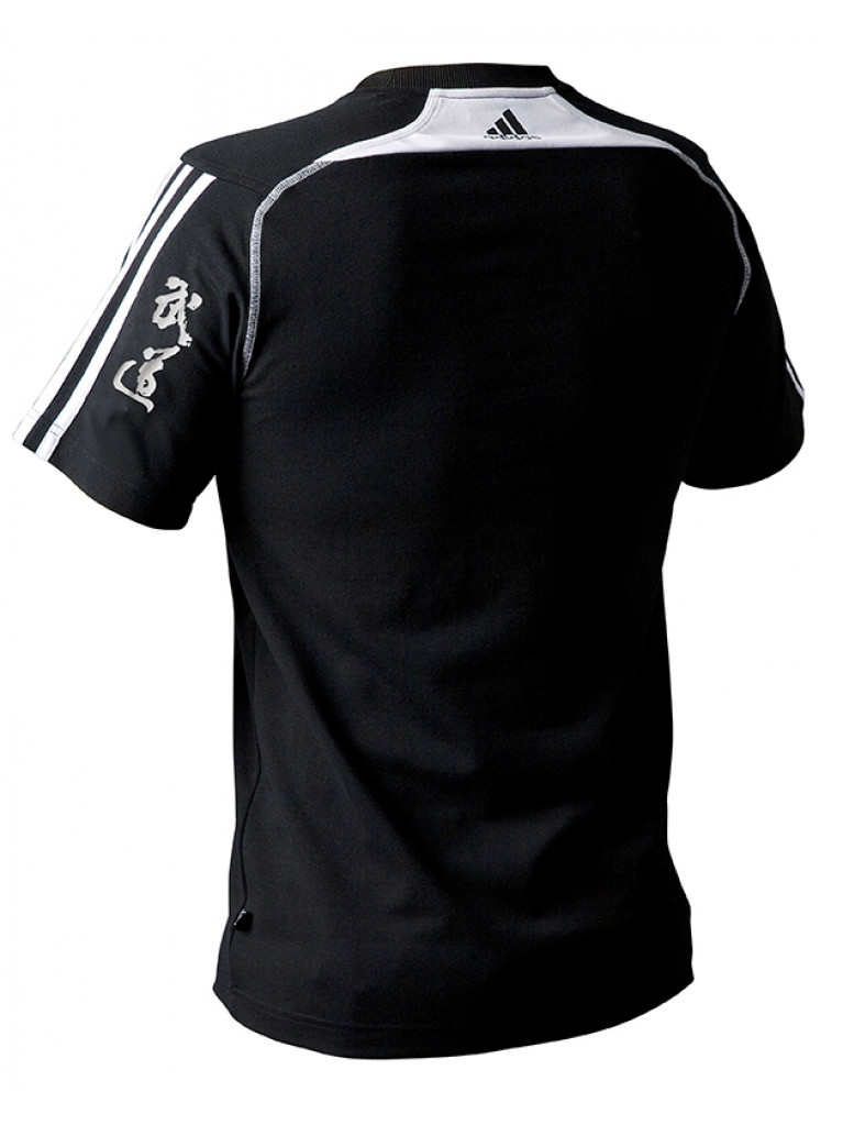 T-shirt adidas TRAINING Black