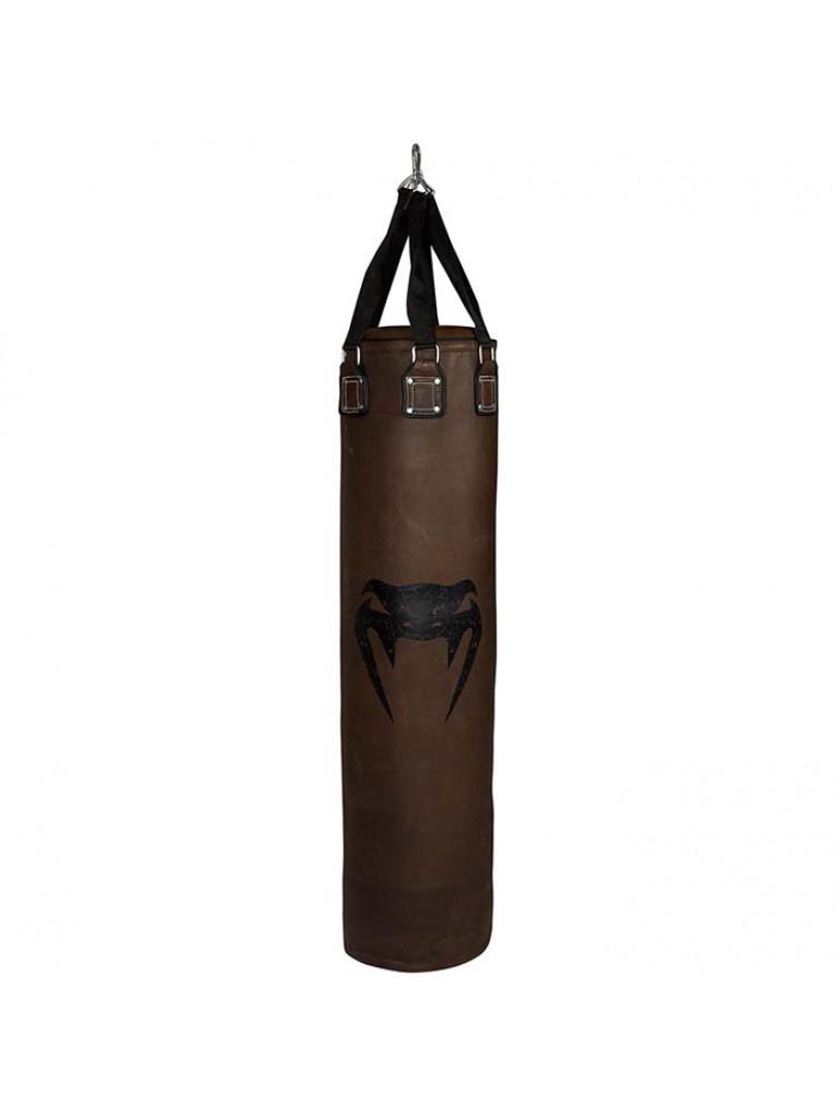 ΔΕΡΜΑΤΙΝΟΣ ΣΑΚΟΣ ΠΥΓΜΑΧΙΑΣ VENUM VINTAGE HEAVY BAG - 130cm