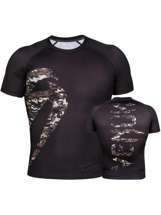 ΚΟΝΤΟΜΑΝΙΚΟ VENUM ORIGINAL GIANT RASH GUARD - BLACK CAMO ... 1ca864b4b0a