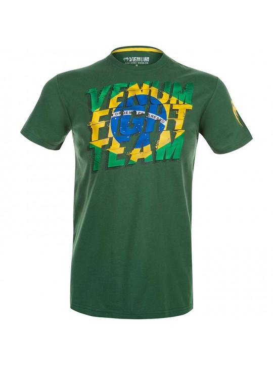 86bceb695321 ... ΑΝΔΡΙΚΟ ΜΠΛΟΥΖΑΚΙ VENUM BRAZILIAN FLAG T-SHIRT - GREEN