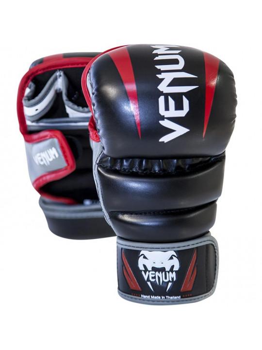 ΓΑΝΤΙΑ MMA VENUM ELITE SPARRING - BLACK RED GREY ... 28f54667b8e