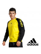 shirt-adidas-karate-long-sleeves-yellow-black